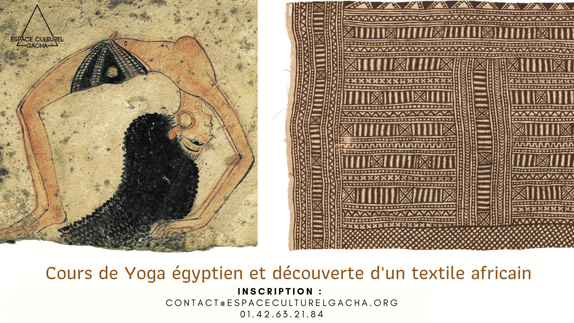 Frames : cultural yoga classes of Gacha Cultural Space