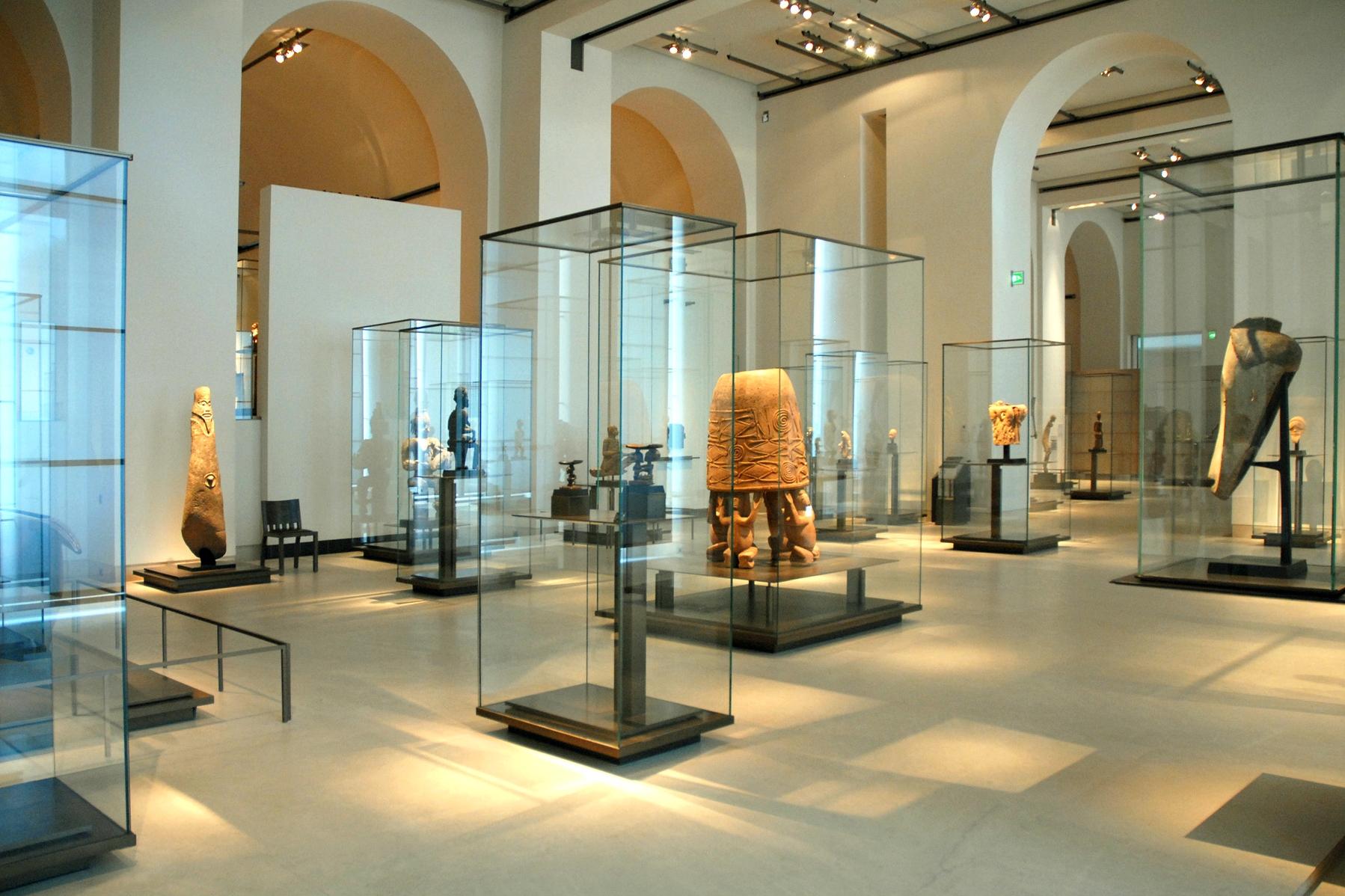 L'Afrique au Louvre : une visite guidée par l'Espace culturel gacha