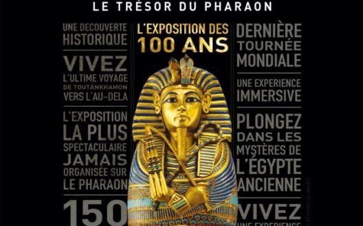 Visite guidée de «TOUTANKHAMON – LE TRESOR DU PHARAON» par l'Espace culturel Gacha