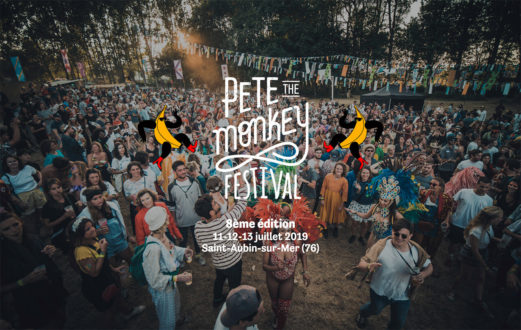 Notre participation au Festival Pete the Monkey