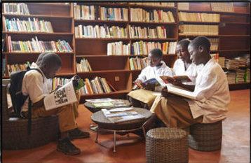 Littérature Camerounaise à l'Espace culturel Gacha