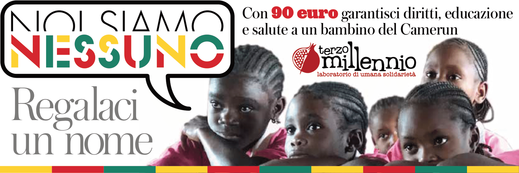 Back on the crowdfunding campaign organized with the Terzo Millennio NGO