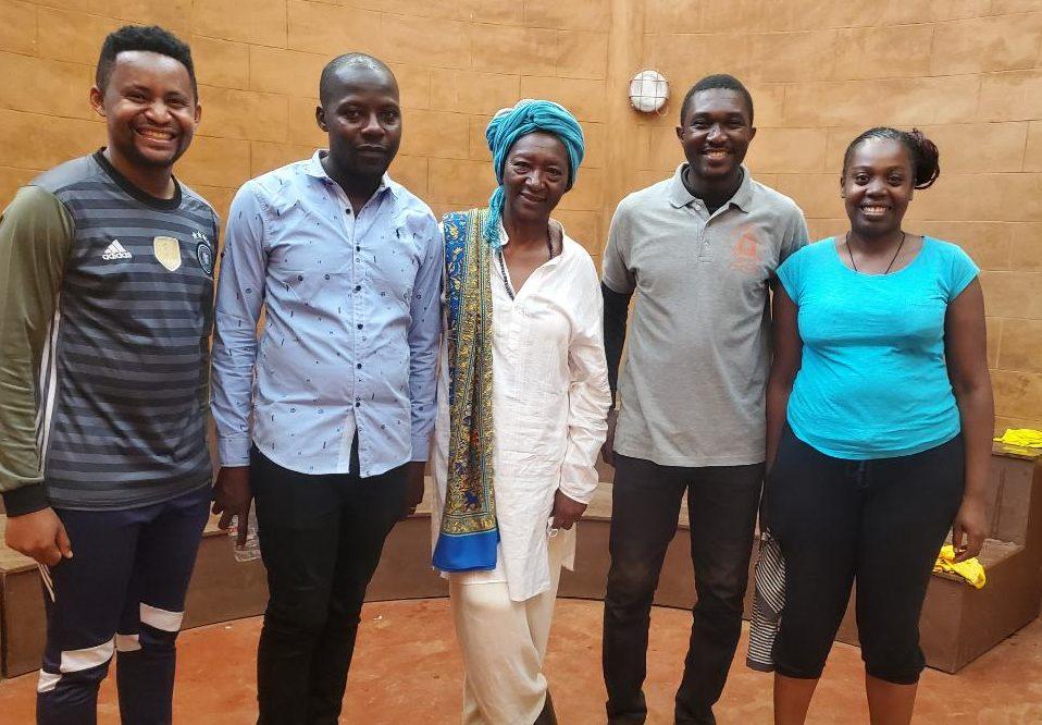 L'Espace et la Fondation Gacha x Les Amis du Choeur Madrigal du Cameroun