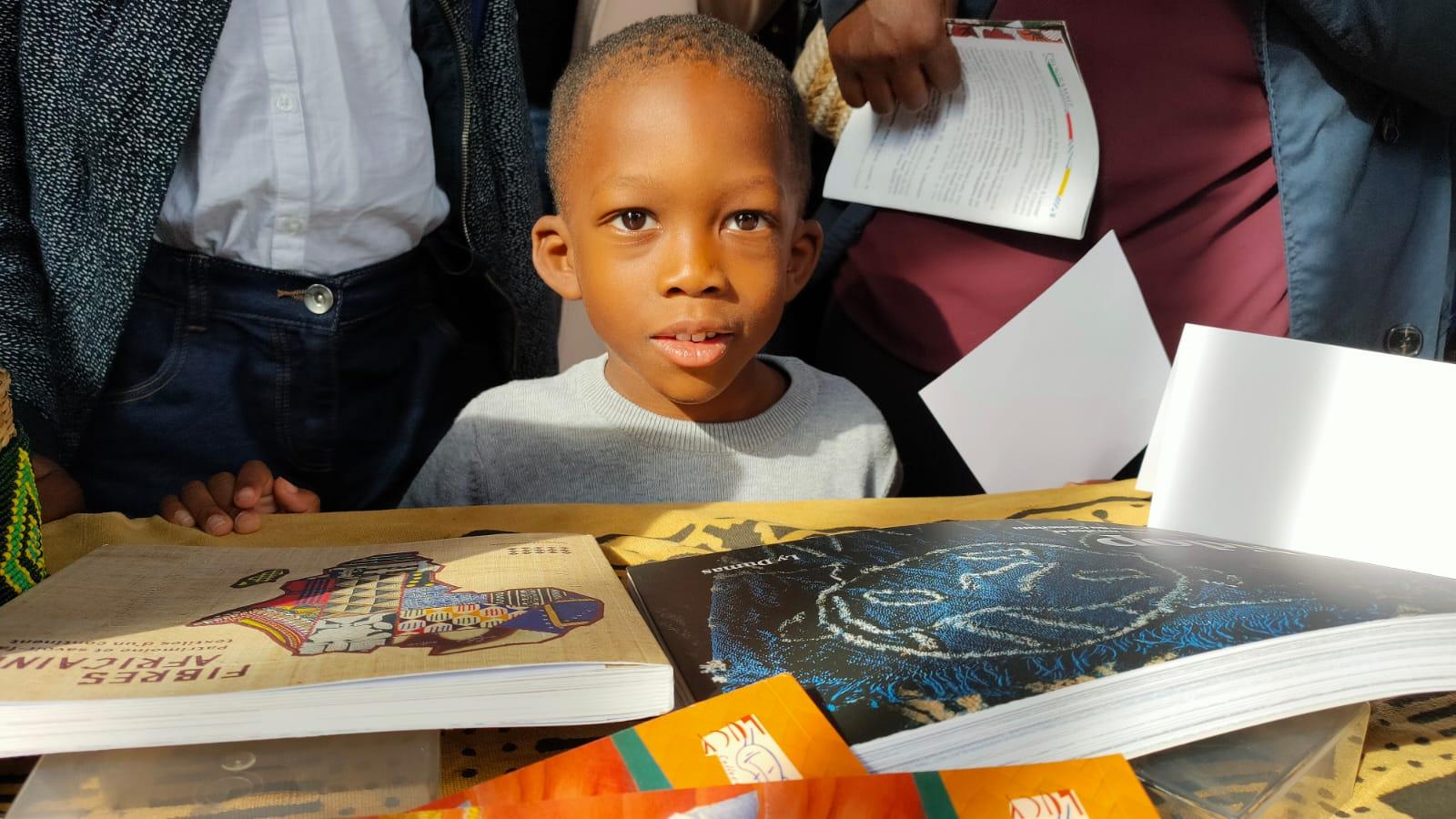 L'Espace Culturel Gacha au Salon du Livre Africain 2021