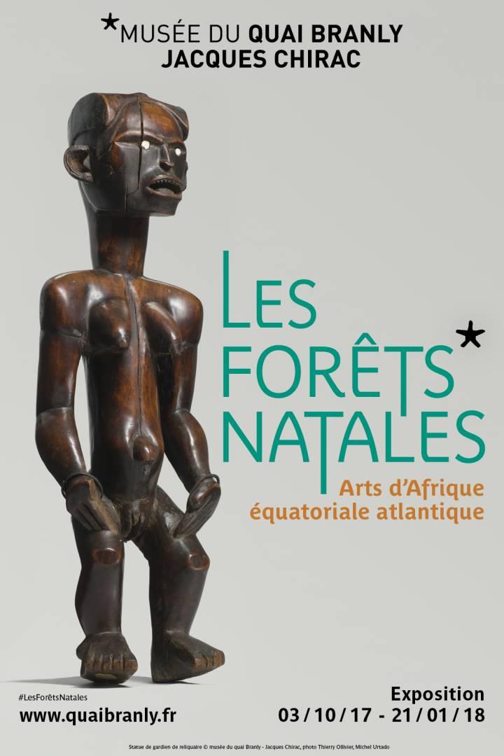 Web visites Les forets natales avec les Amis du musée du quai Branly – Jacques Chirac