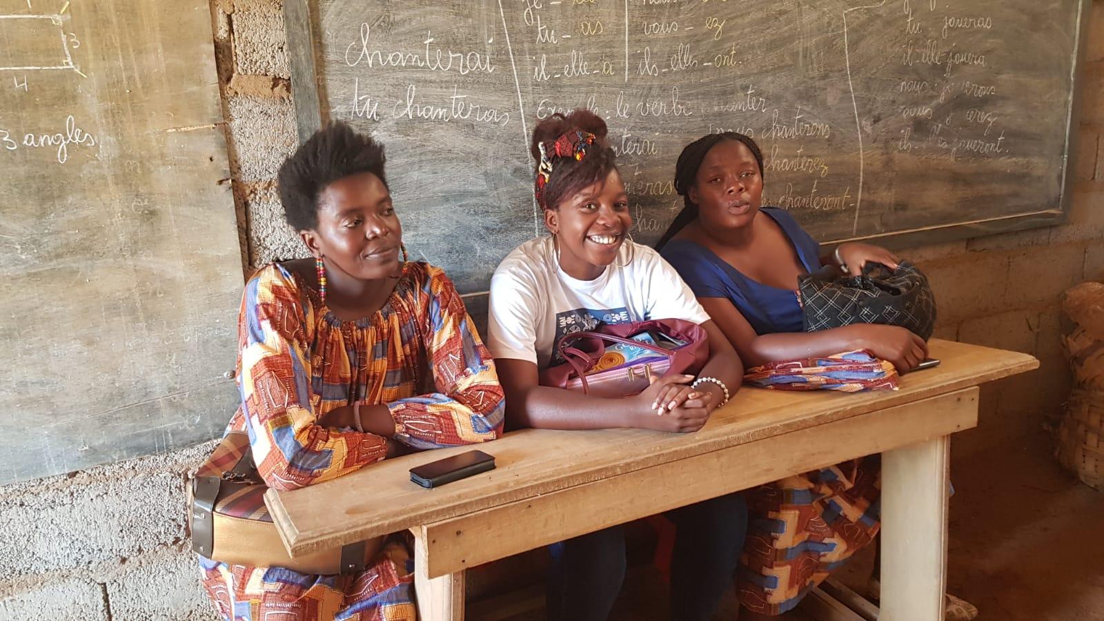 2018 : Les projets soutenus au Cameroun