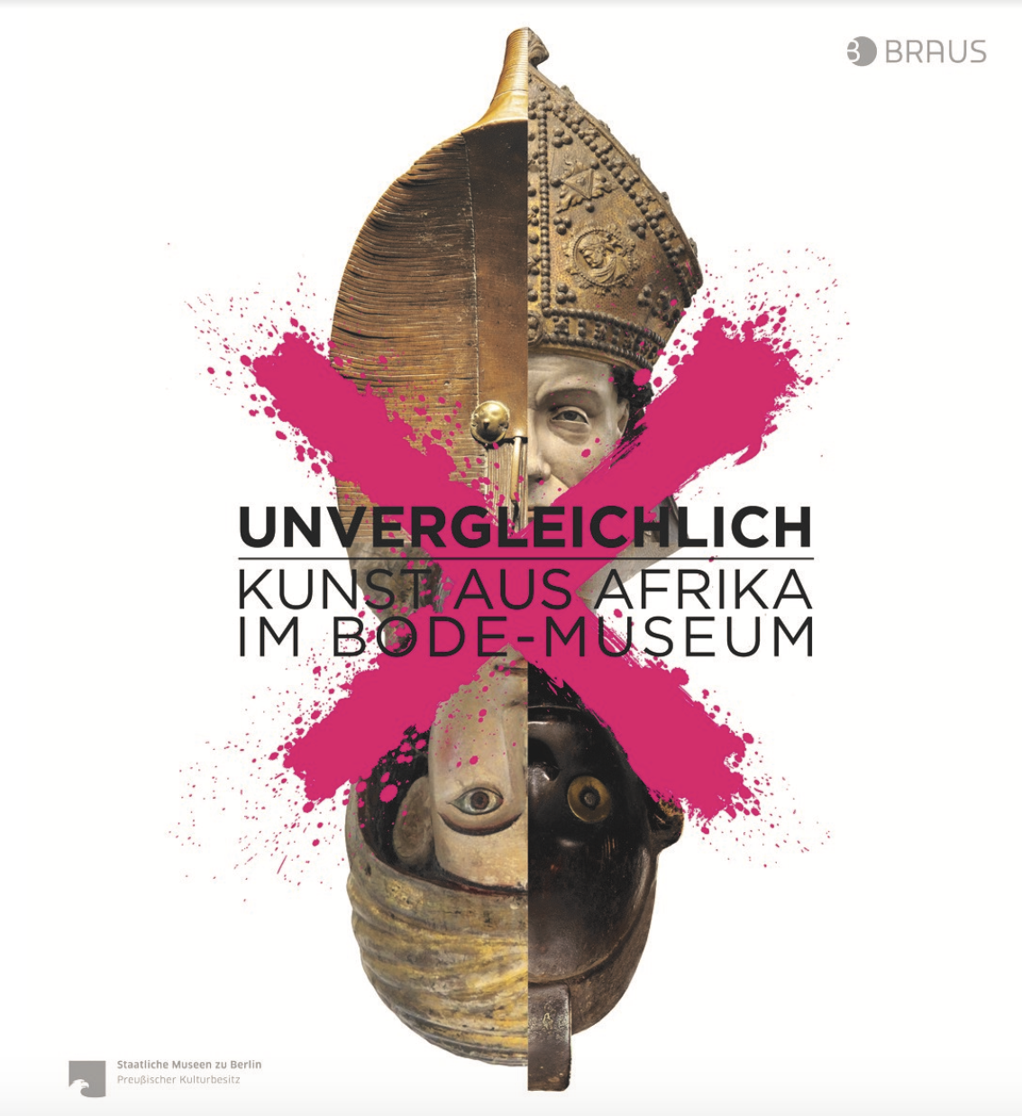 Retour d'expo : 'Beyond Compare : Art from Africa au Bode Museum, Berlin'
