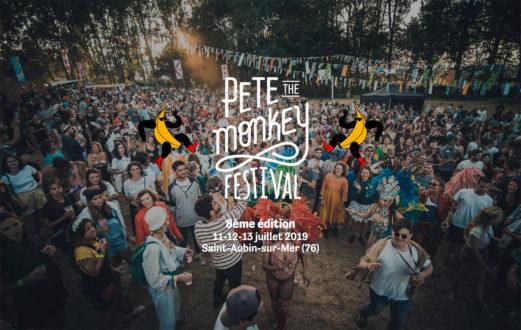 Notre participation au Festival Pete the Monkey 2019