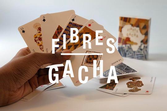 La collection de jeux – Fibres Gacha