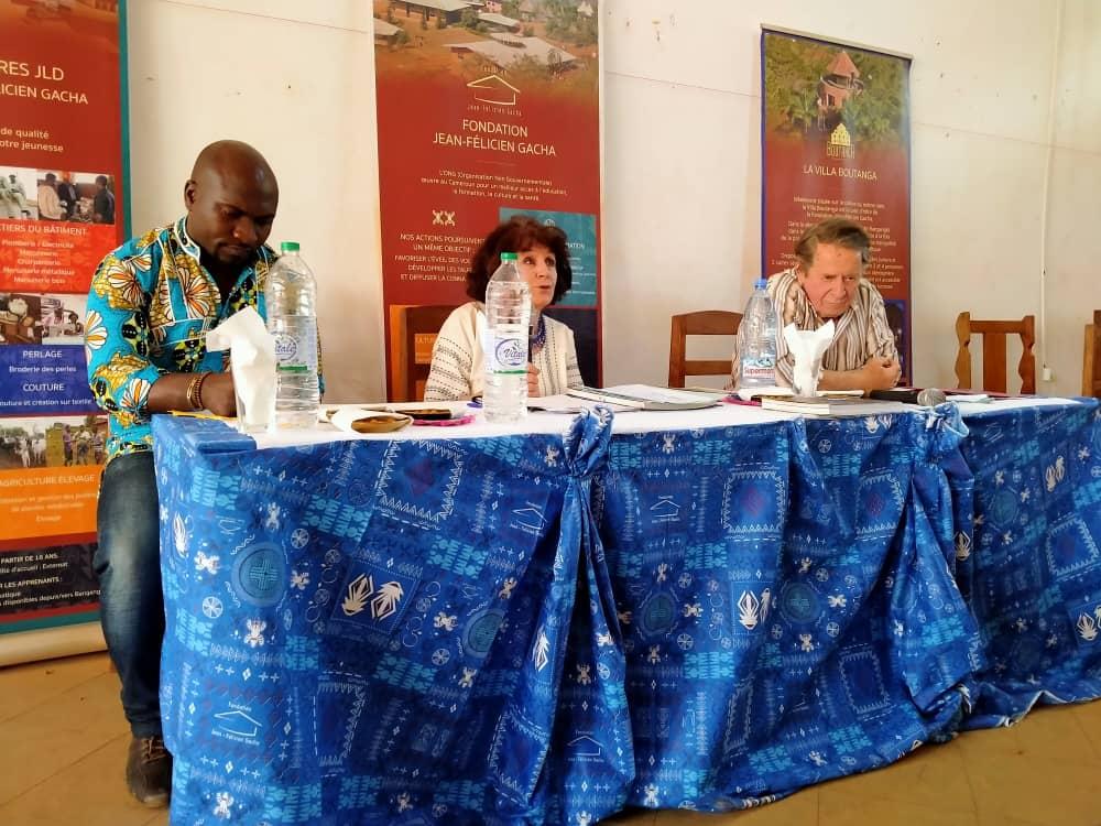 Retour sur la conférence-débat «Du tissu Ndop à l'oeuvre d'art» de Michèle et David Wizenberg