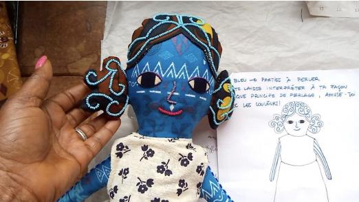 Fondation Gacha x Polae Dolls