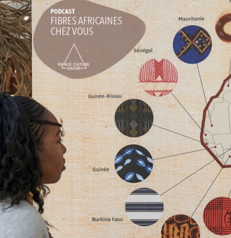 AFRICAN FIBERS at home